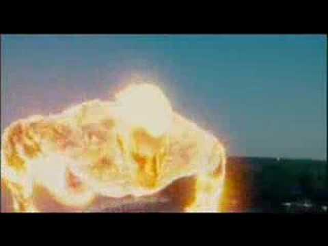 Fantastic Four: Rise of the Silver Surfer - Full Trailer #2