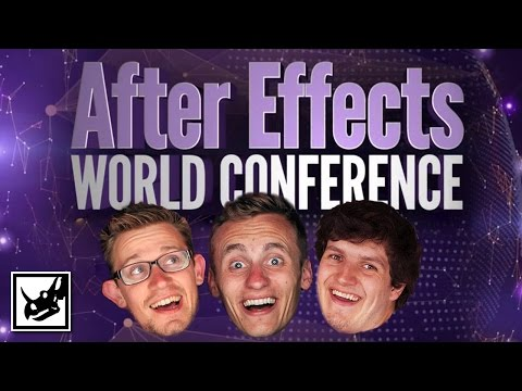 AFTER EFFECTS WORLD 2014!!! #AEWorld