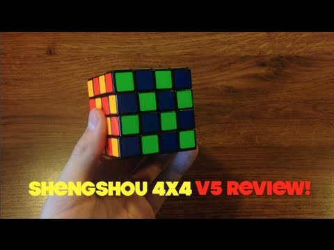Shengshou 4x4 v5 Review