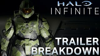"Halo Infinite ""Discover Hope"" - Trailer Breakdown"