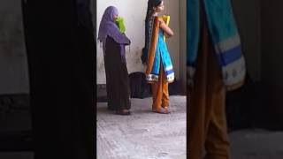 amazing indian girl with longhair