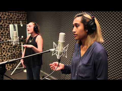 "Tiarna Gibbons & Manu Fabila Hicks ""Rise Up! Beautiful Country"" (National Anthem in Yugambeh)"