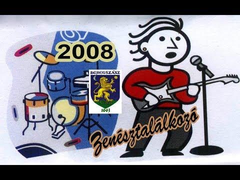 Zenésztalálkozó - 2008 .Beregszász./Csadafilm HD/ 15.06.2018.