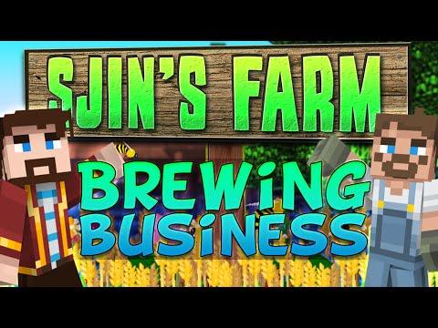 Minecraft - Sjins Farm #84 - Brewing Business