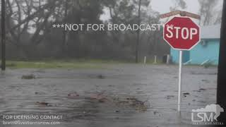 10-10-2018 Port St Joe, FL - Damage and Storm Surge