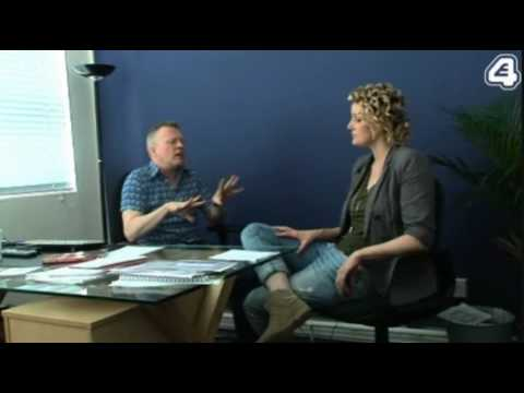 Hollyoaks Backstage - Bronagh Waugh Interviews New Producer Paul Marquess Video