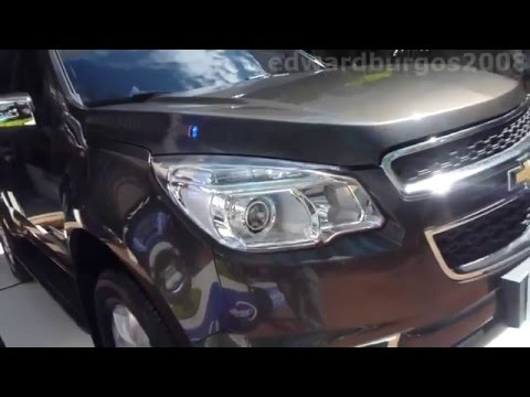 Chevrolet Trailblazer Ltz 2014 video venta versión Colombia
