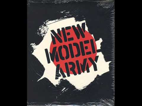 New Model Army - Running in The Rain