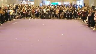 KPOP CHORUS DANCE GAME 16.02.19