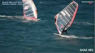 black sea cup 2011 russia, anapa, windsurf, slalom, race #2 1920x1080