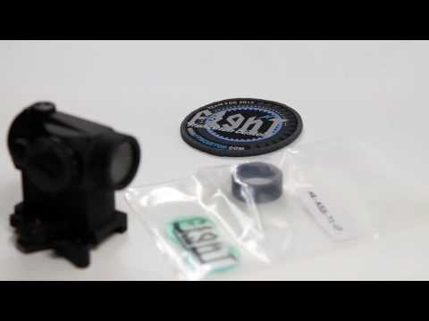 FCC Aimpoint Micro T-1 Lens Protector Product Review