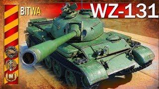 WZ-131 - mistrzostwo świata! - BITWA - World of Tanks