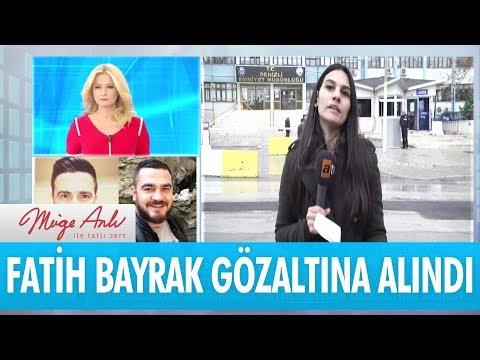 Ölüm listesi hazırlayan Fatih Bayrak gözaltına alındı - Müge Anlı İle Tatlı Sert 5 Aralık 2017