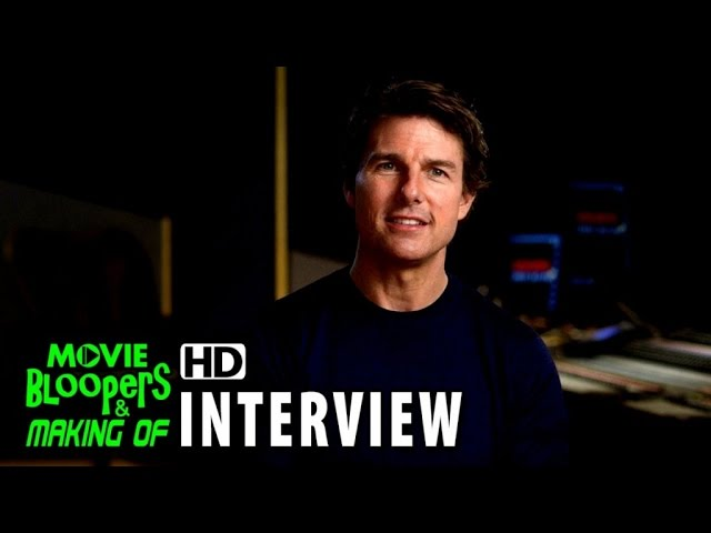 Mission: Impossible - Rogue Nation (2015) BTS Movie Interview - Tom Cruise is 'Ethan Hunt'