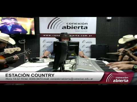 Estación Country 22-04 / Radio Conexión Abierta