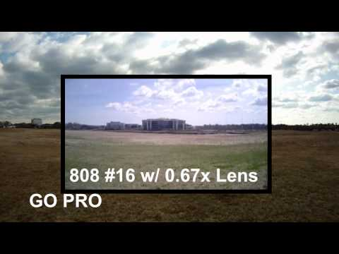 808 #16 HD Keychain Camera- FOV testing with updated firmware and wide angle lens - theRCexperiment