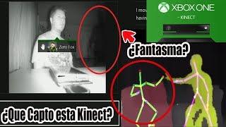 Top 5 Fenomenos Paranormales y Perturbadores Captados por Kinect (Xbox 360 o One)
