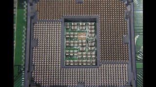 How Fragile Is a Modern Intel CPU Socket?