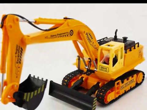 Excavadoras Vehículos Juguetes, Juguetes Excavadoras Para Niños