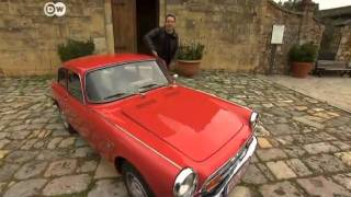 Vintage - the Honda S800 | drive it!