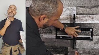 How to Install a Wall Mount TV