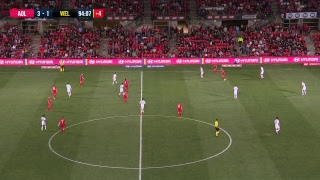 A-League 2018/19: Round 24 - Adelaide United v Wellington Phoenix (Full Game)