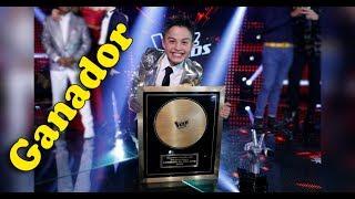 Juanse GANADOR  De La Voz Kids Colombia 2018 - Resumen Final -