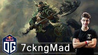 OG.7ckngMad  -VS-  Ax.Mo  - Ranked Match - OG Dota 2.