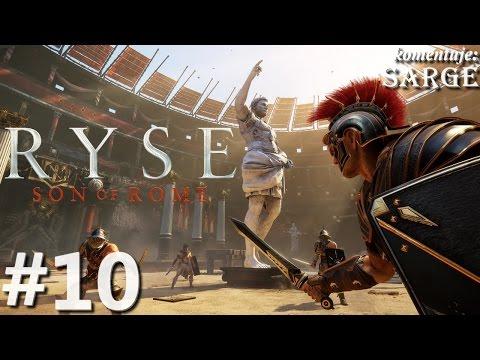 Zagrajmy w Ryse: Son of Rome XONE odc. 10 Walki gladiatorów