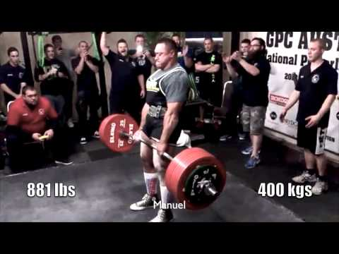 Deadlift Compilation 4 Image 1