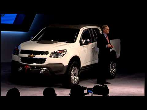 Chevrolet Press Conference at 2011 Dubai International Motor Show.mp4