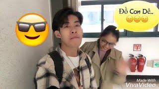 [Du Học Sinh Hàn Quốc] Vlog 6: Ra Sân Bay Đón Tân Sinh Viên & Cách Đi Tàu Điện Easy