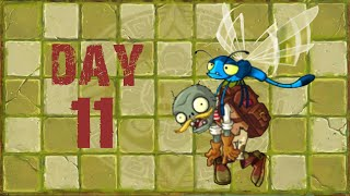 [Android] Plants vs. Zombies 2 - Lost City Day 11