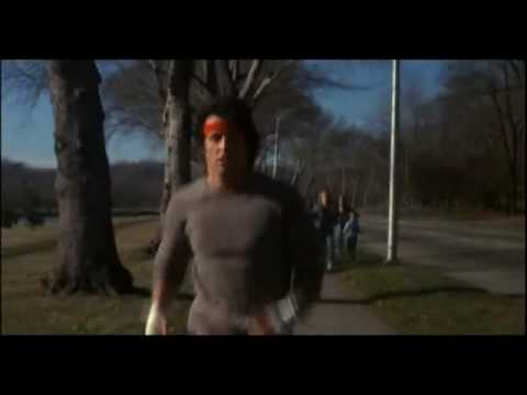 Gonna Fly Now Scene - Rocky II - Original Motion Picture