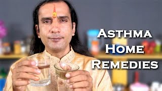 Home Remedies For Asthma by Sachin Goyal @ ekunji.com