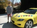 Raymonds 16th Birthday & New Car
