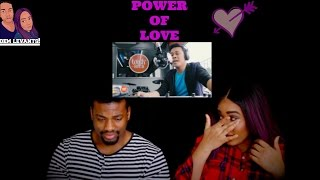"""Marcelito Pomoy sings """"Power of Love"""" (Celine Dion) LIVE on Wish 107.5 Bus REACTION"""