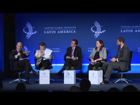 Latin American Cities: Revitalization and Economic Transformation - 2013 CGI Latin America Meeting