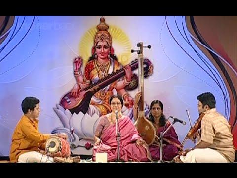 Sri Saraswati Namostute - Sumathi Krishnan    Telugu Instrumental Songs     HD Video