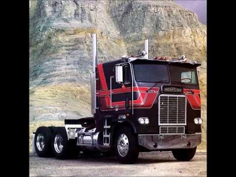 american trucks vs european trucks (truck war) - YouTube