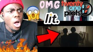 twenty one pilots: My Blood [Official Video] REACTION!!!