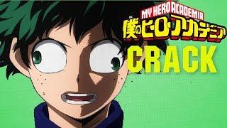 Boku No Hero Academia Crack #1