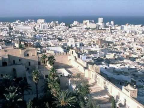 de la ville de tunisie