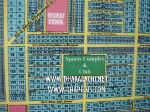 GUIDE MAP,PHASE 6, DHA ,DEFENCE,, KARACHI, PAKISTAN, PROPERTY REALESTATE