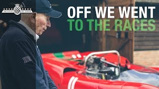 F1 legend John Surtees reunited with Can-Am-winning Lola T70