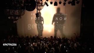 Nick Jonas at Demi Lovato & Nick Jonas Future Now The Tour Launch Party