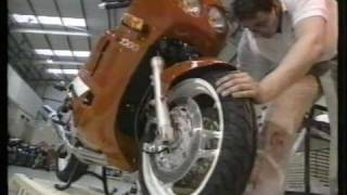Building On A Heritage - 1992 Triumph Promotional Video