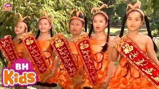 Chào Mùa Xuân ♫ Nhạc Thiếu Nhi Vui Nhộn Cho Bé ♫ Nhạc Tết Thiếu Nhi