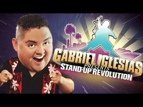 Damn TV: StandUp Revolution Preview - Gabriel Iglesias