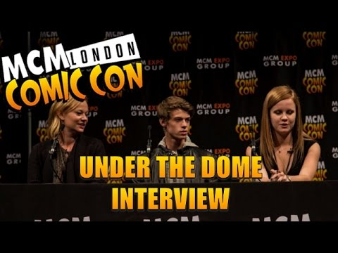 MCM Buzz @ MCM London Comic Con: Under the Dome interview